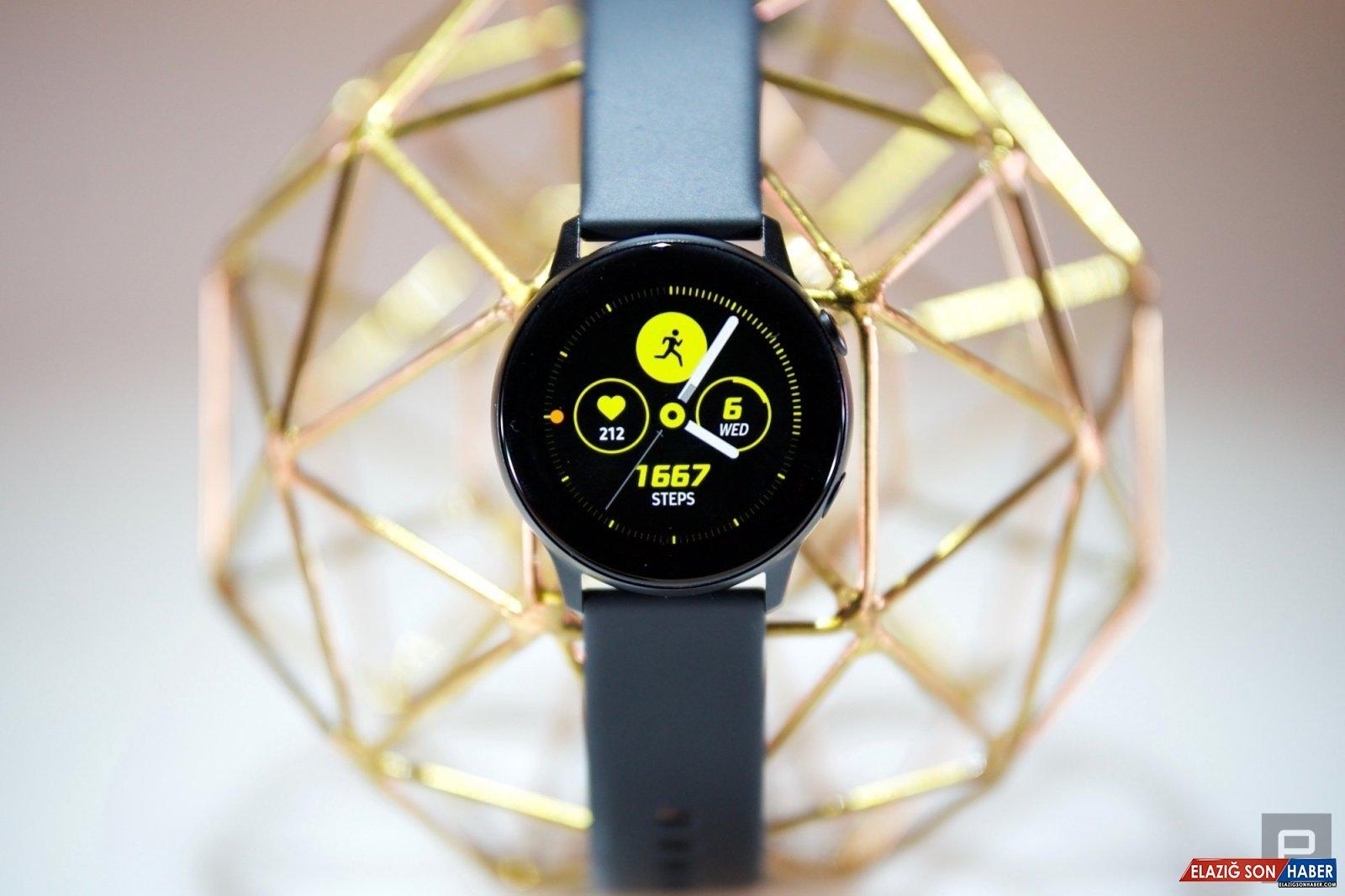 Samsung, Galaxy Watch Active Özelliklerini Eski Saatlerine de Getiriyor