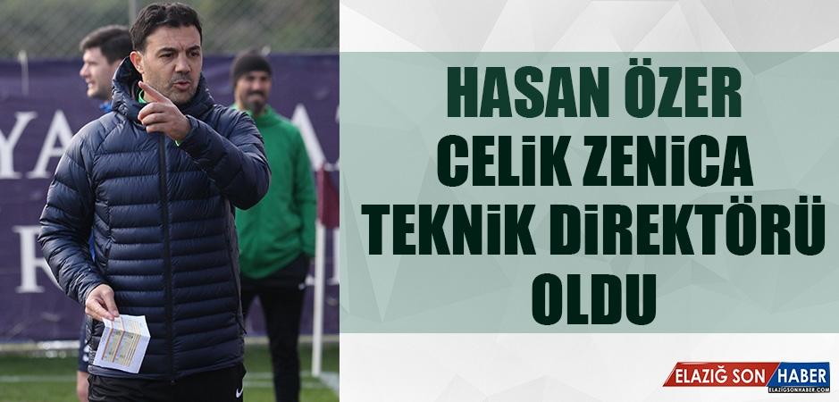Hasan Özer; Celik Zenica Teknik Direktörü Oldu