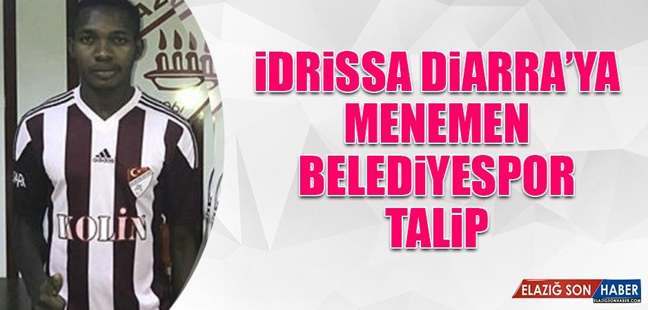İdrissa Diarra'ya Menemen Bld. Spor Talip