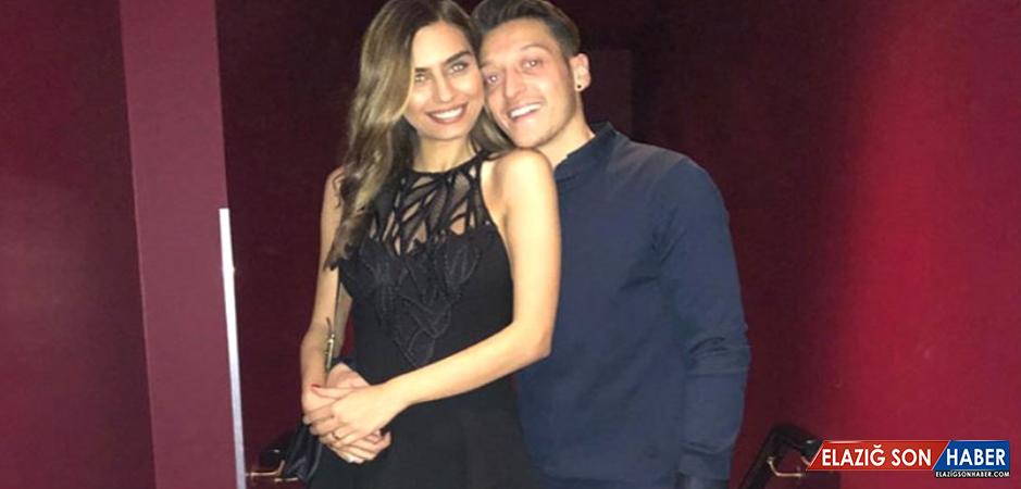 Mesut Özil ve Amine Gülşe bugün evleniyor