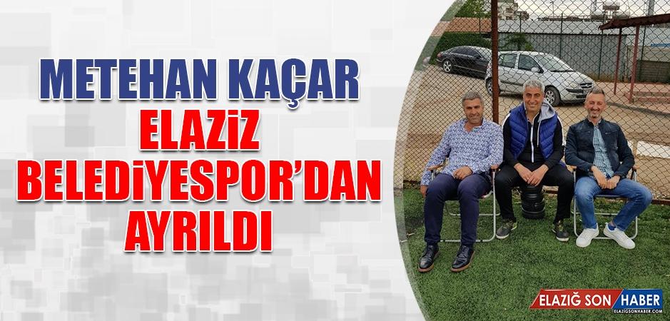 Metehan Kaçar, Elaziz Belediyespor'dan Ayrıldı