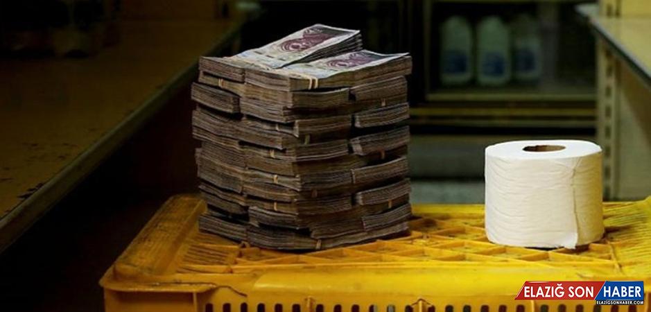 Venezuela'da 10 bin, 20 bin ve 50 binlik yeni banknotlar piyasaya sürülmeye başlandı