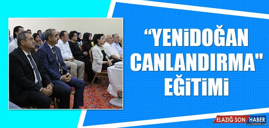 """""""Yenidoğan Canlandırma"""" Eğitimi Düzenlendi"""
