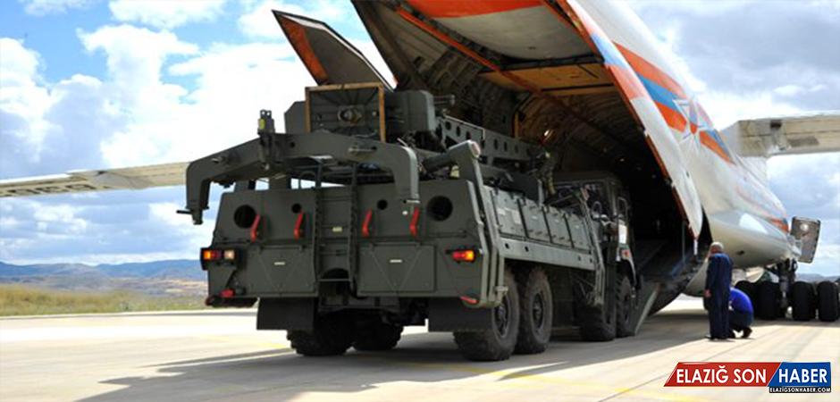 Bakanlık açıkladı: S-400 malzemelerini taşıyan beşinci uçak indi