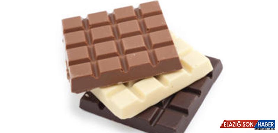 """""""Beyaz yerine bitter çikolata tüketin"""""""