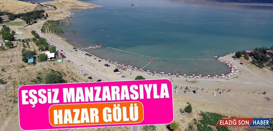 Eşsiz Manzarasıyla Hazar Gölü