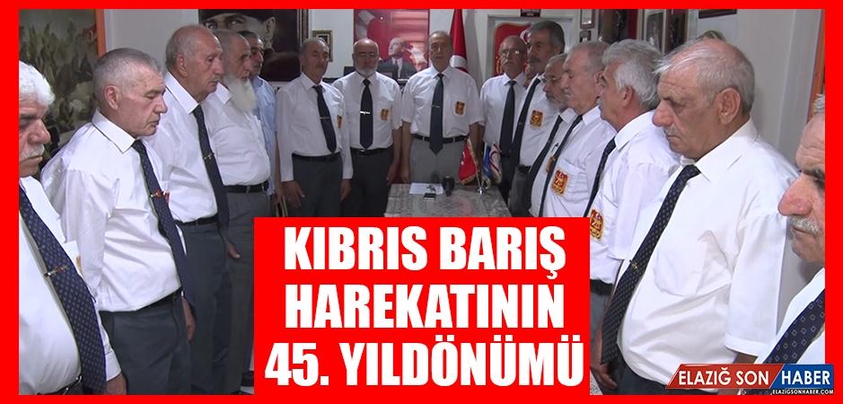 Kıbrıs Barış Harekatının 45. Yıldönümü