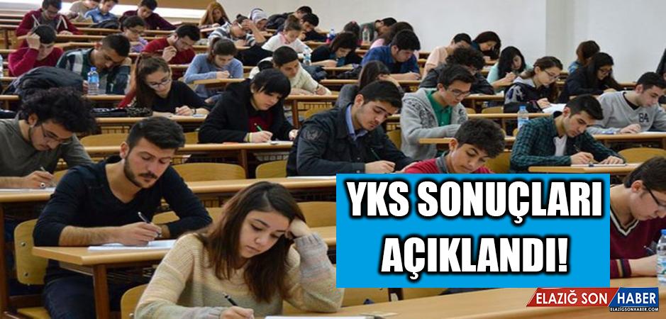 Milyonlarca öğrencinin beklediği YKS sonuçları açıklandı