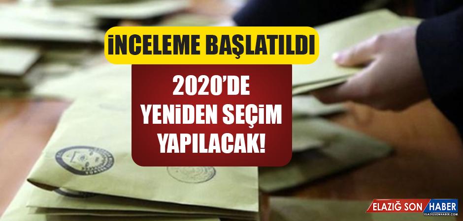 2020'DE YENİDEN SEÇİM YAPILACAK!