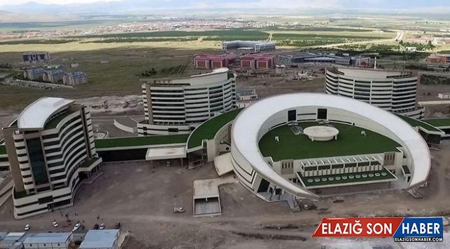 Erzurum Şehir Hastanesinde sona gelindi