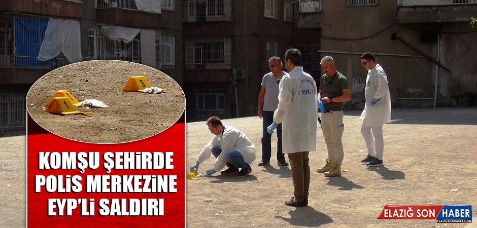 Komşu Şehirde Polis Merkezine EYP'li Saldırı
