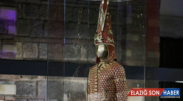 Altın Elbiseli Adam zırhı Türkiye'de