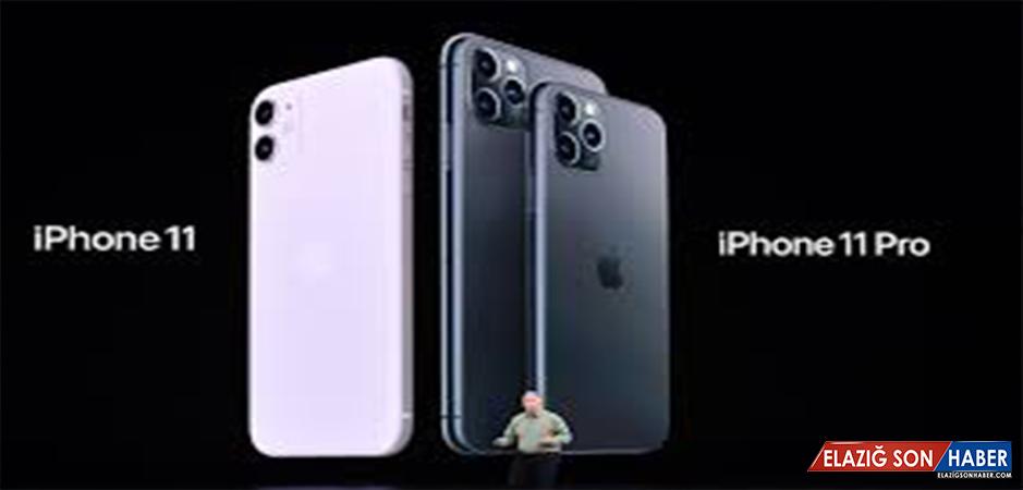 Apple İphone 11'i Tanıtınca Ortalık Yıkıldı Kamerası Dalga Konusu Oldu