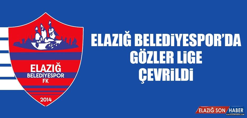 Elazığ Belediyespor'da Gözler Lige Çevrildi