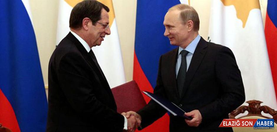 Güney Kıbrıs Rum Yönetimi, Rusya'ya borcunu ödedi