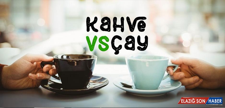 Hangisi Daha Sağlıklı: Kahve Ya da Çay