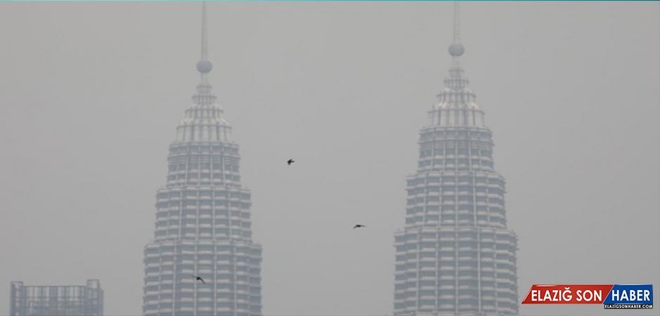 Malezya'da Hava Kirliliğinden Hastalananların Sayısı Yüzde 40 Arttı