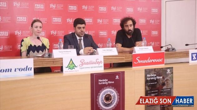 Sırbistan'da Türk Film Haftası heyecanı