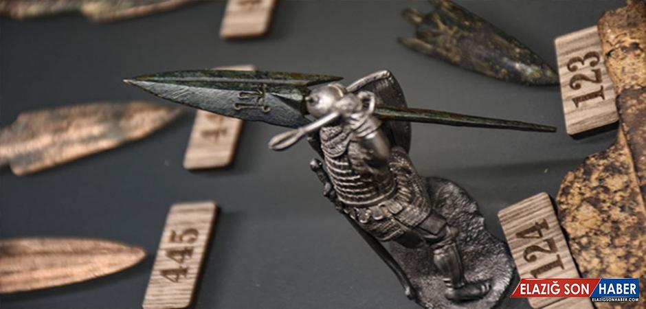 Ankara'daki Uygulamalı Müze Zihgir Ve Ok Yapma Fırsatı Sunuyor