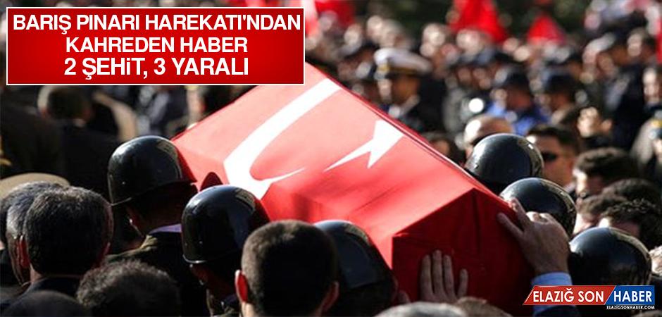 Barış Pınarı Harekatı'ndan Kahreden Haber