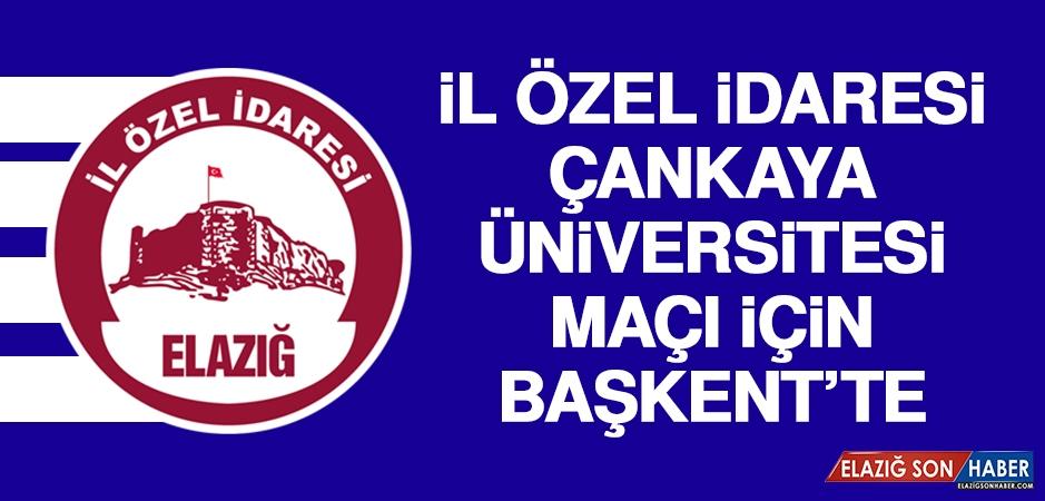Birevim İÖİ, Çankaya Üniversitesi Maçı İçin Başkent'te