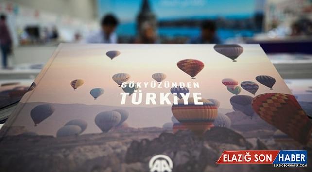 """""""Gökyüzünden Türkiye"""" 3 dilde okuyucuyla buluşmaya hazırlanıyor"""
