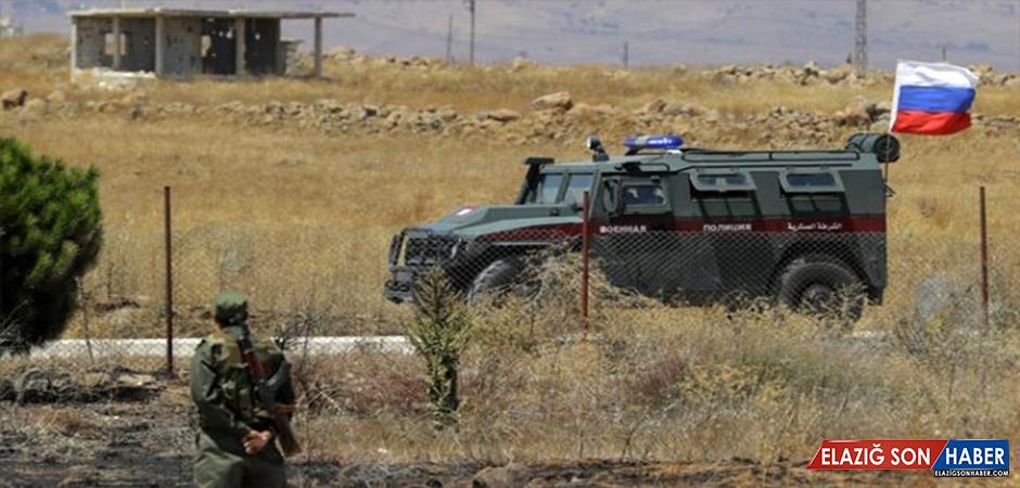 Rusya, Suriye'ye 276 askeri polis ile 33 ünite askeri ekipman gönderecek