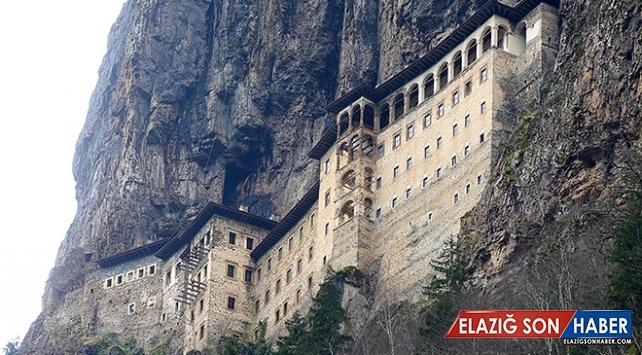Sümela Manastırı'nı kaç kişi ziyaret etti?