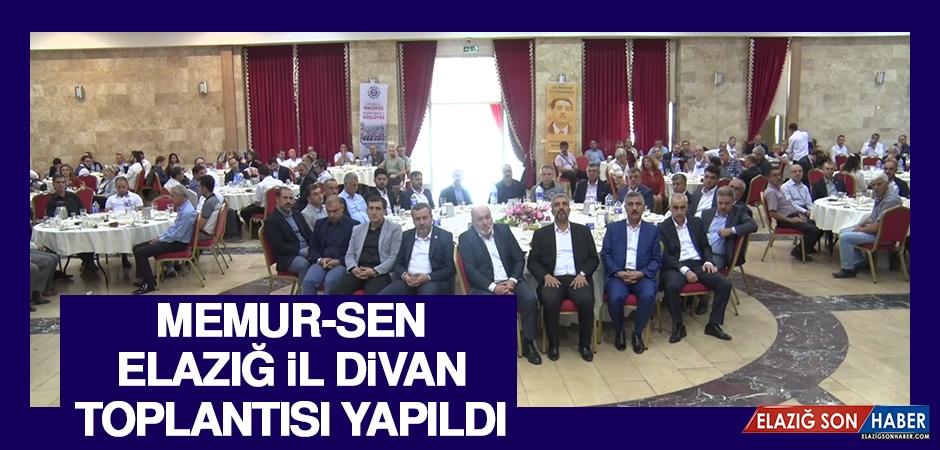 Toplantıya Genel Başkan Yardımcısı Tonbul da Katıldı
