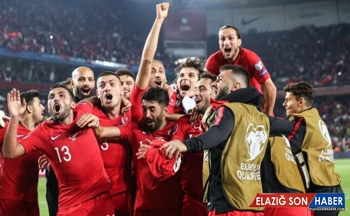 Euro  2020'deyiz!
