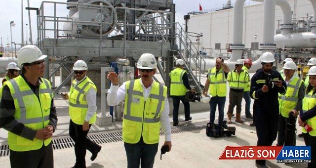 Gaz Miktarı 6 Milyar Metreküpe Çıkarılacak! TANAP, Avrupa'ya Bağlanıyor