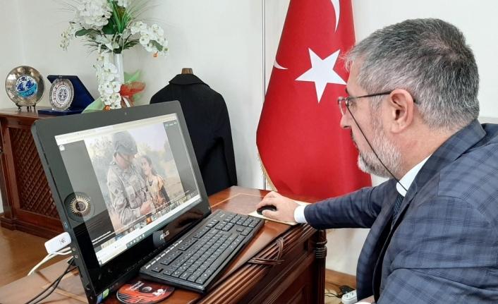 Ardahan Üniversitesi Rektörü Prof. Dr. Biber AA'nın