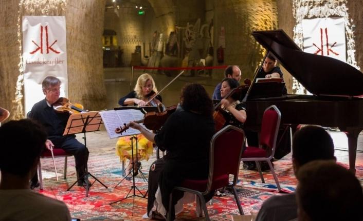 Beethoven'ın 250. doğum yılında Kapadokya'da konser şöleni