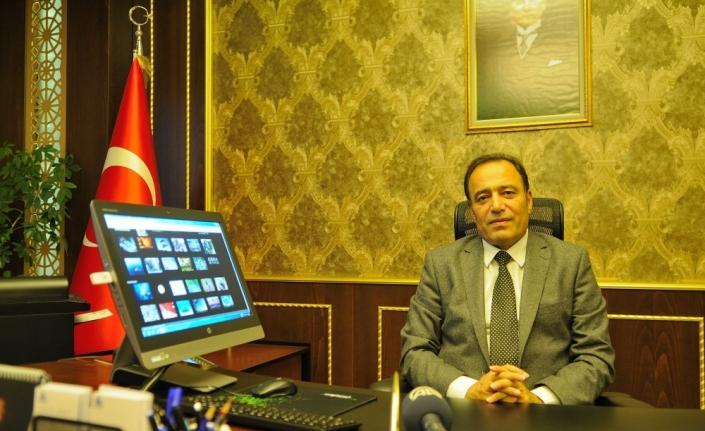 Bingöl Üniversitesi Rektörü Çapak, AA'nın
