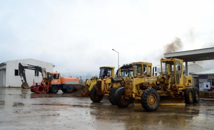 Bitlis'te 2 bin 340 kilometrelik yol ağında karla mücadele çalışması yapılacak