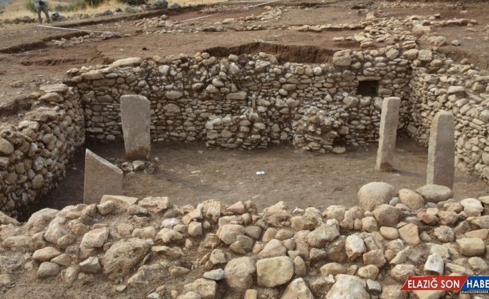 Boncuklu Tarlanın tarihinin Göbeklitepe'den daha eskiye dayandığı ortaya çıktı