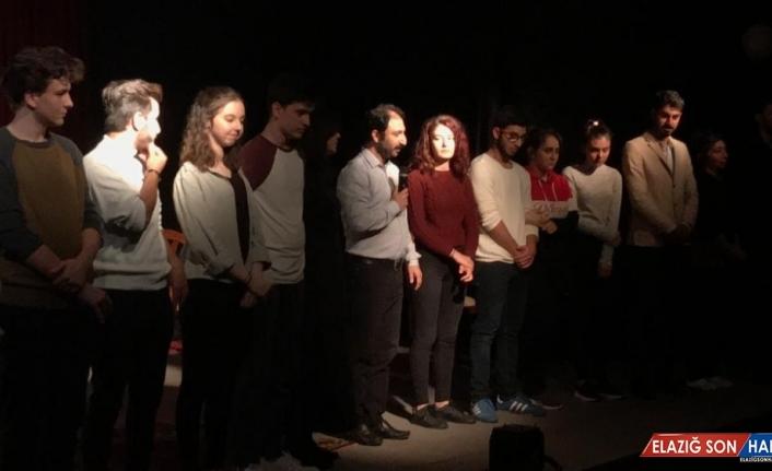 Burhaniye' de Suçlu Kim oyunu sahnelendi