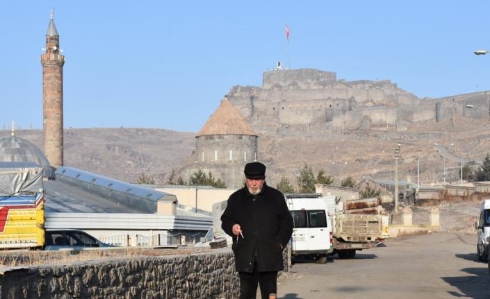 Doğu'da gece en düşük sıcaklık Ardahan'da ölçüldü