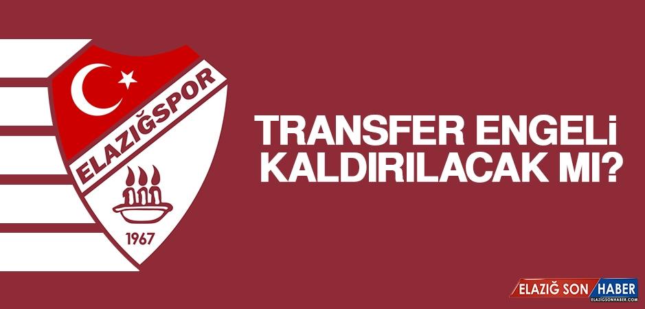 Elazığspor'da Transfer Engeli Kaldırılacak Mı? Başkan Öztürk Açıkladı...