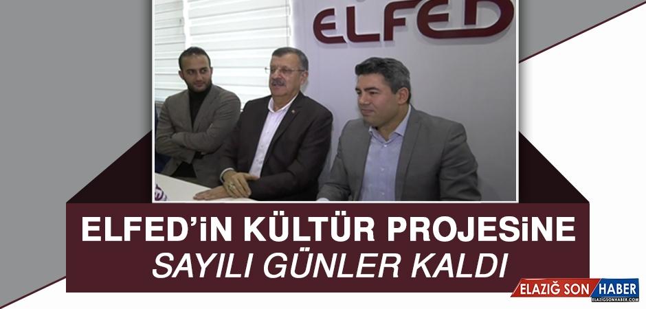 ELFED'ten Yeni Bir Kültür Projesi