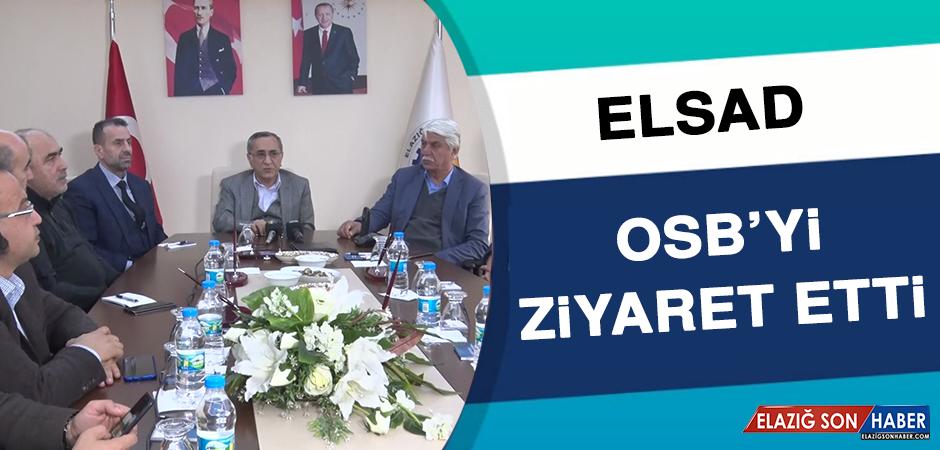 ELSAD'IN OSB Ziyareti