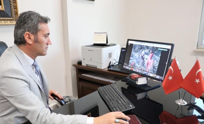 Erzincan 1. Ağır Ceza Mahkemesi Başkanı Kaplan AA'nın