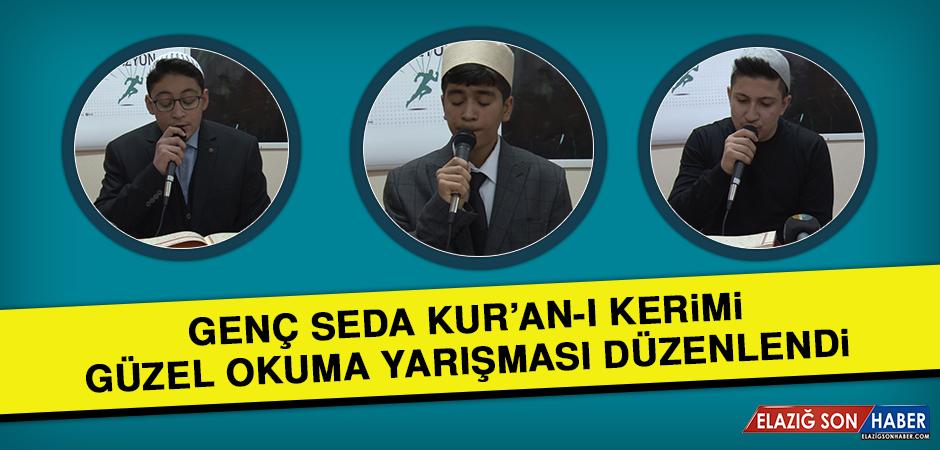 Genç Seda Kur'an-ı Kerimi Güzel Okuma Yarışması Düzenlendi