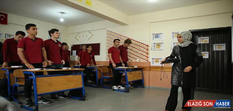 Görme Engelli Öğretmenin Azmi