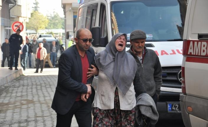 Hakkari'de silah kazasında şehit olan asker ailesine şehadet haberi verildi