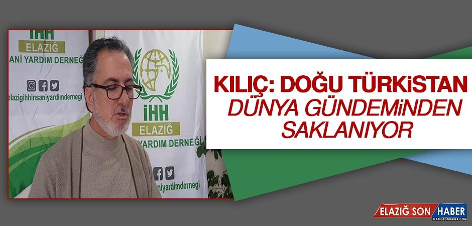 İHH'dan Doğu Türkistan İçin Basın Açıklaması…