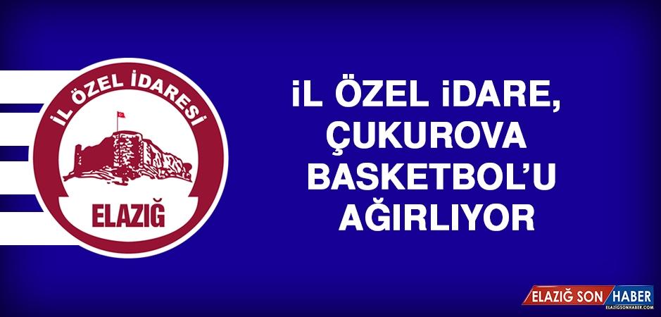İl Özel İdare, Çukurova Basketbol'u Ağırlıyor