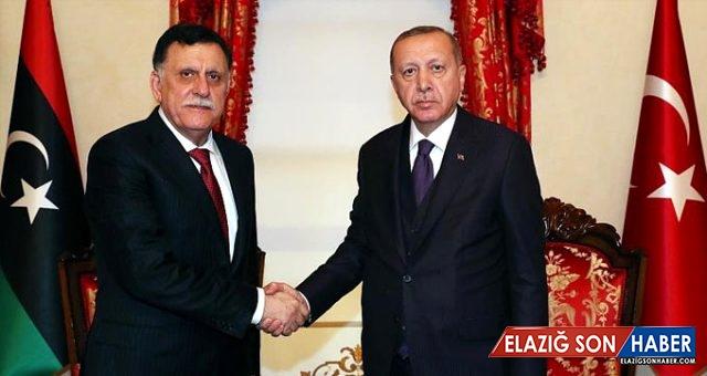 Libya, Türkiye İle Yapılan Güvenlik Ve Askeri İşbirliği Mutabakatına Onay Verdi