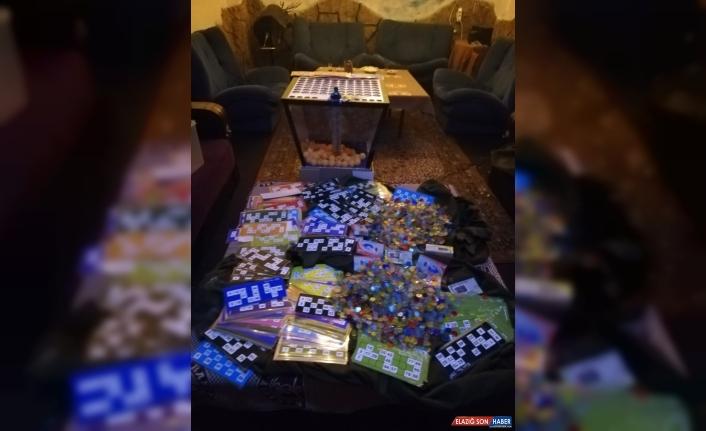 Malatya'da mühürlenen dernekte kumar oynayan 67 kişiye para cezası uygulandı