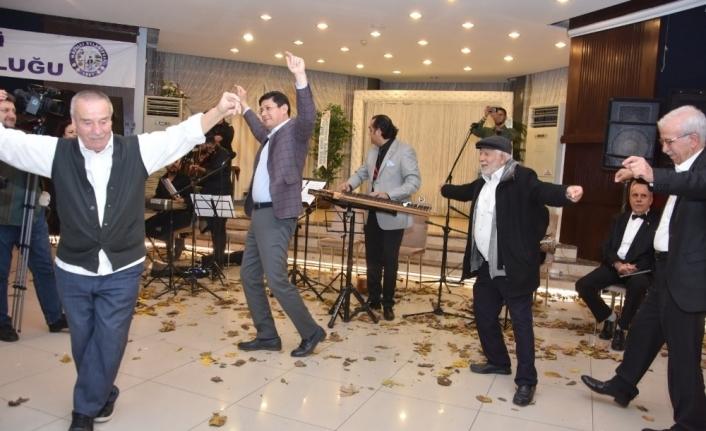 Nazilli'de emekliler ve huzurevi sakinleri için muhteşem gece